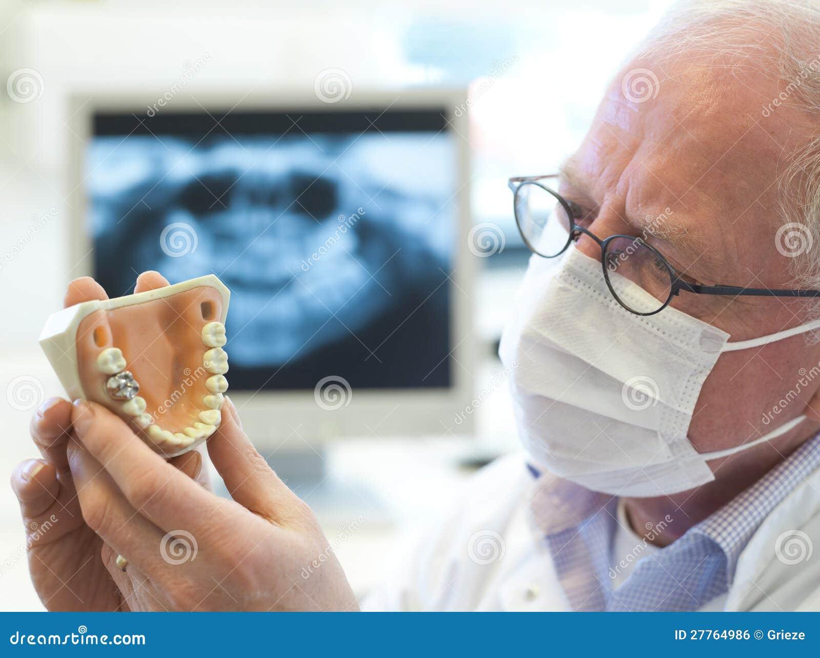 Dentiste aîné