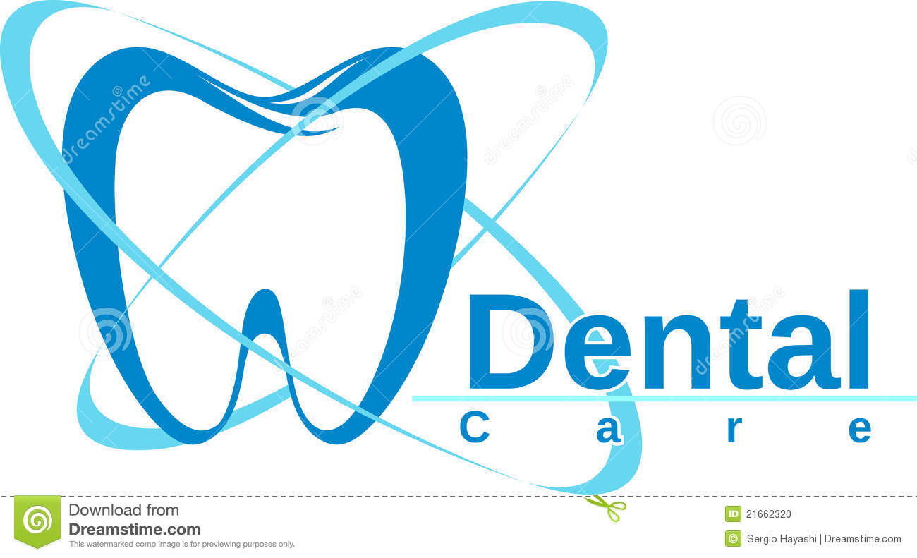Dentistry logotype in vector format very easy to edit.