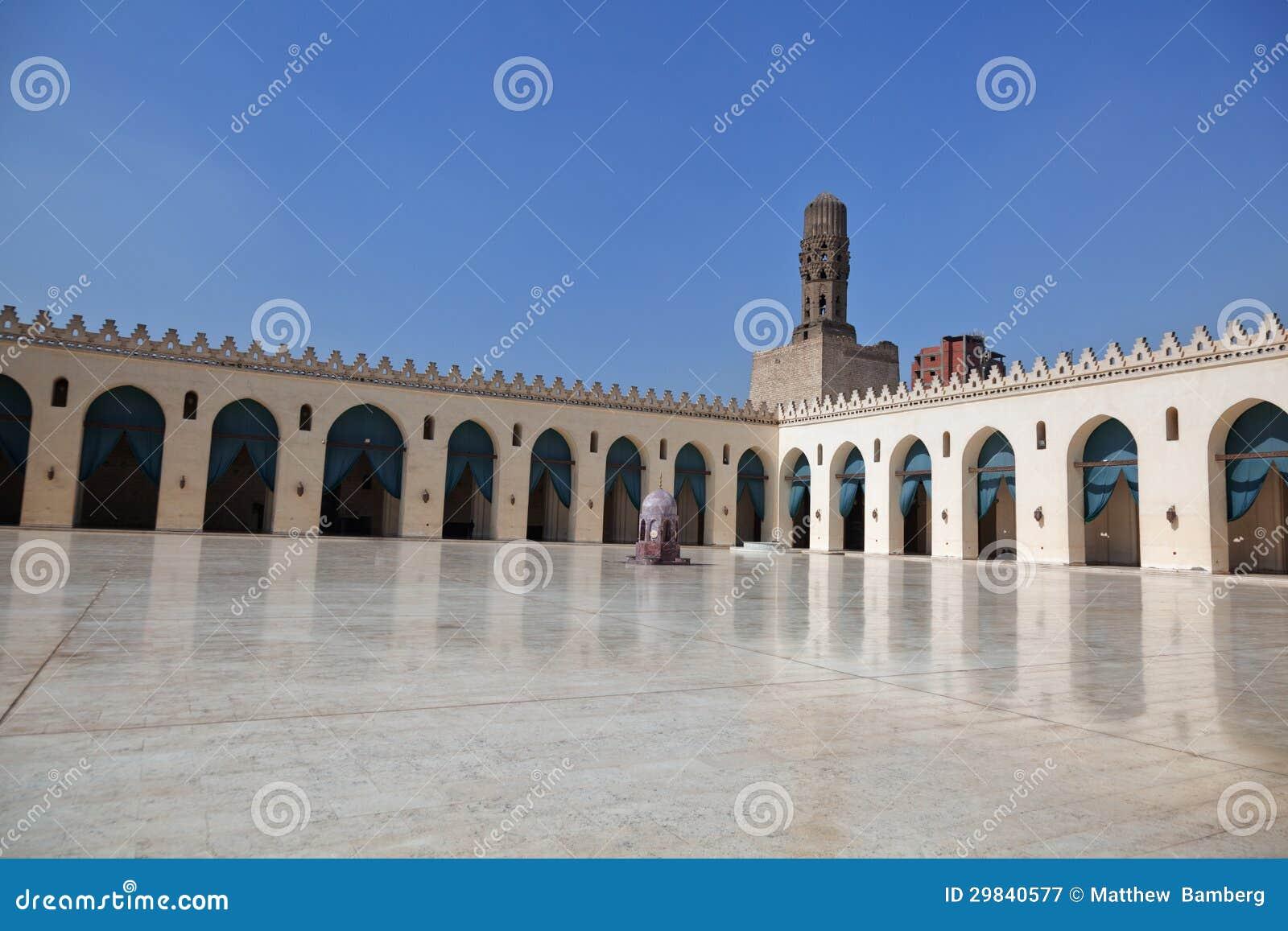 Mesquita egípcia