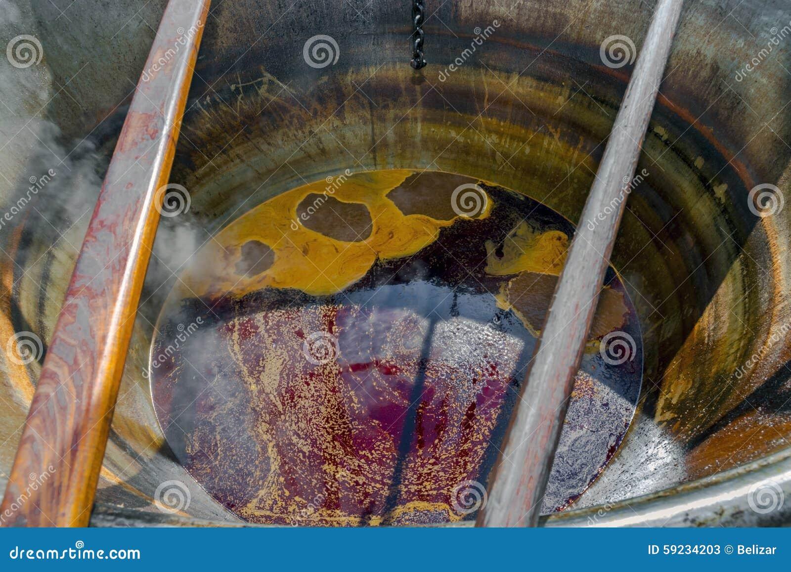 Download Dentro De Una Caldera Gigante Imagen de archivo - Imagen de húngaro, sopa: 59234203
