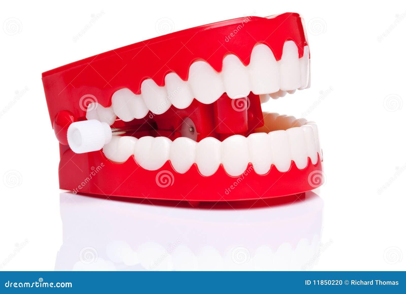 Dents de vibration