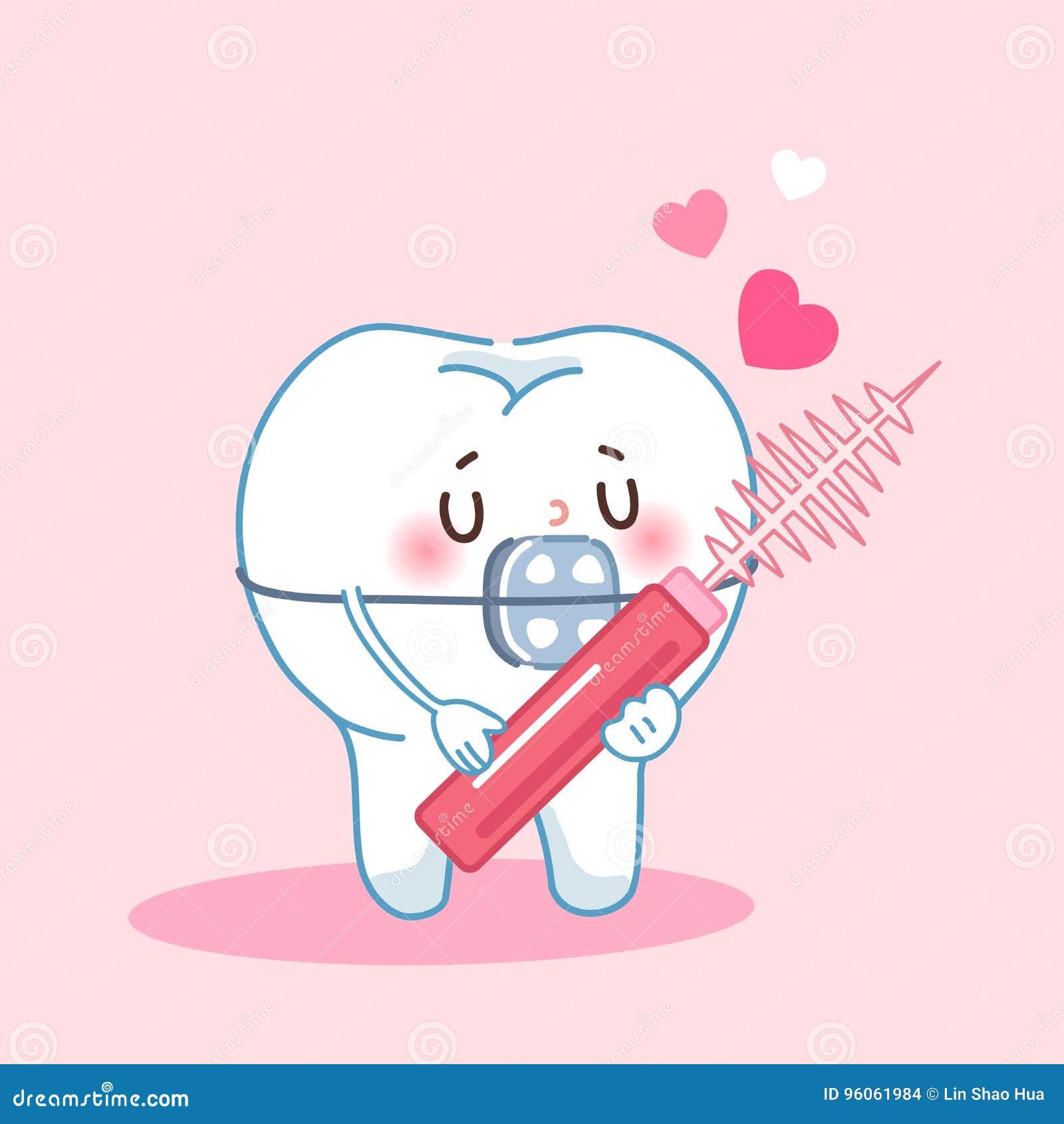 Dents et brosses interdentaires