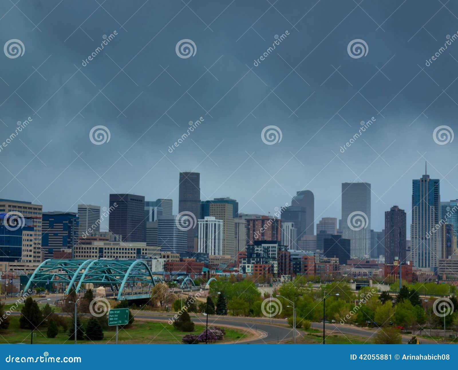 Denver городской