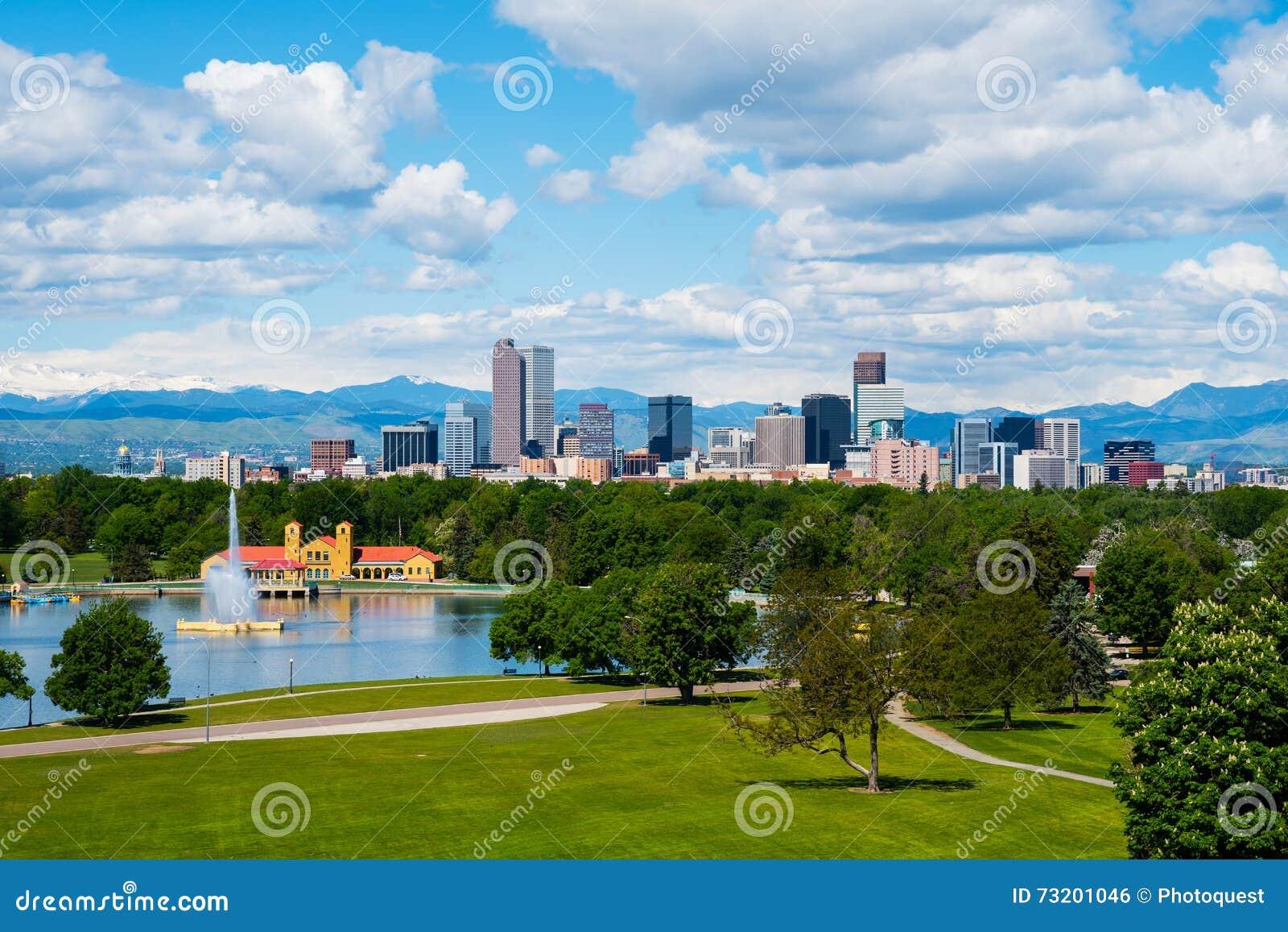 Denver del centro