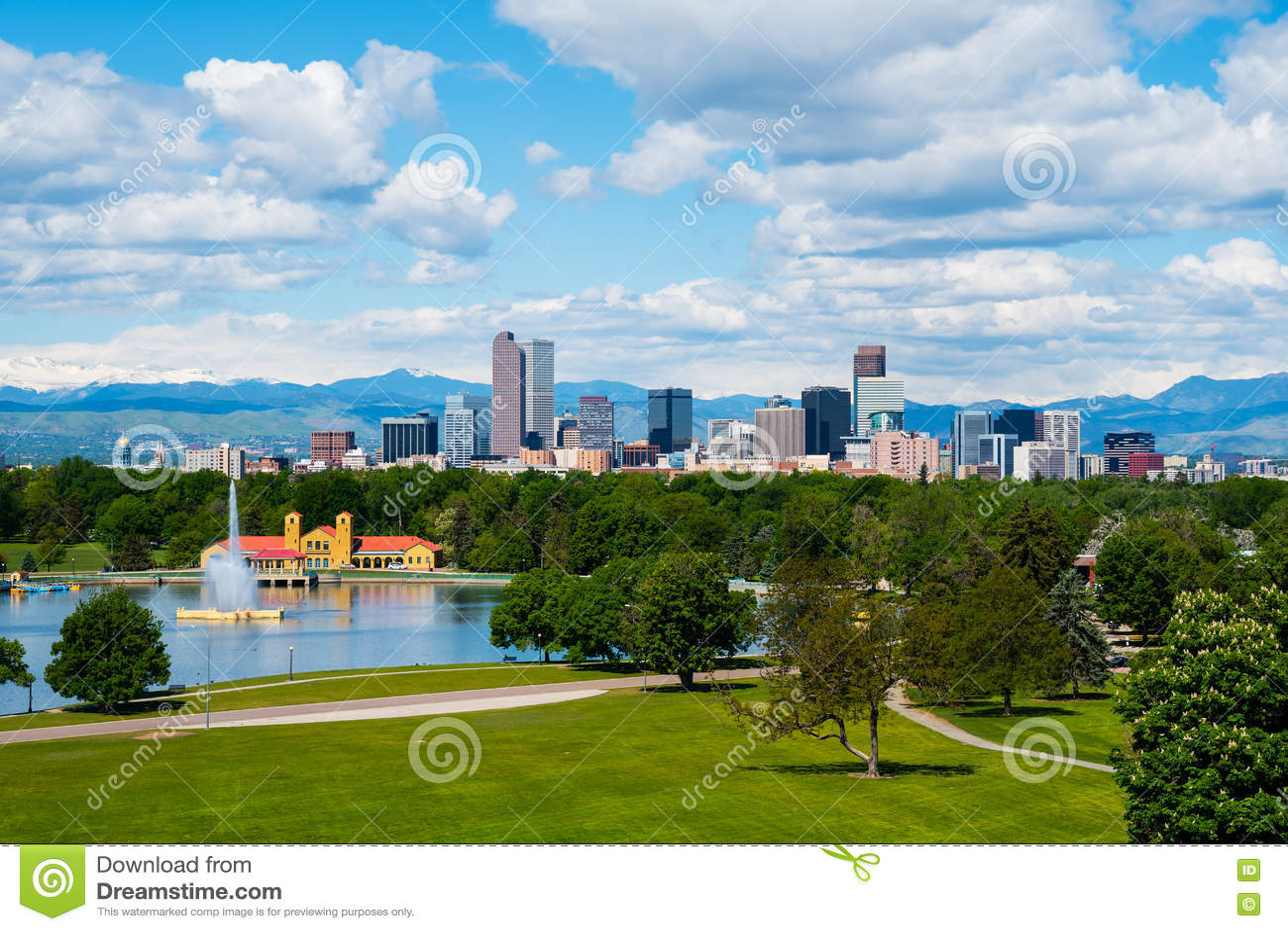 Denver do centro
