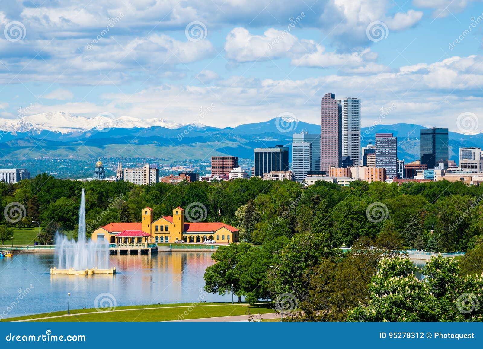 Denver le Colorado