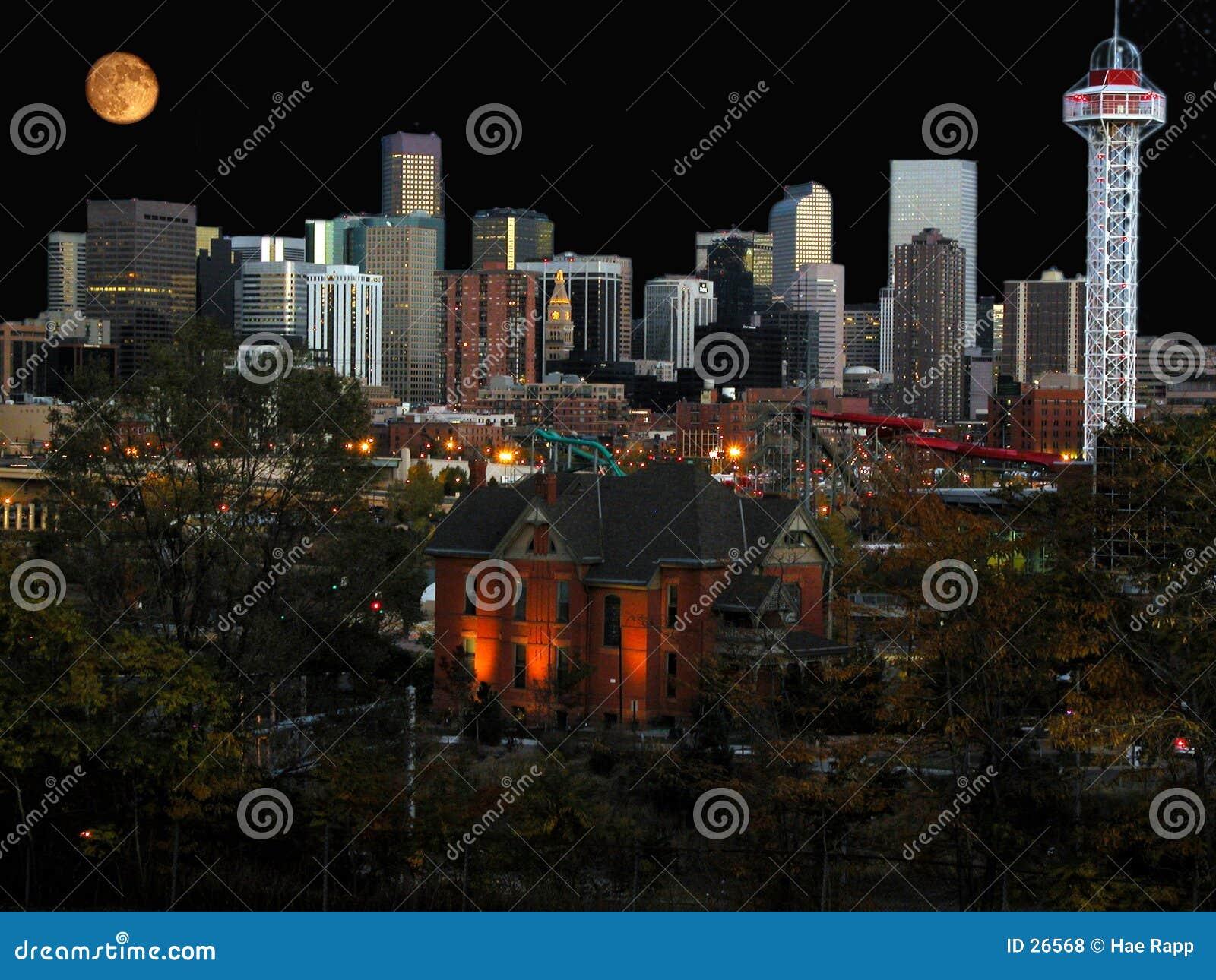 Denver-Stadtbild