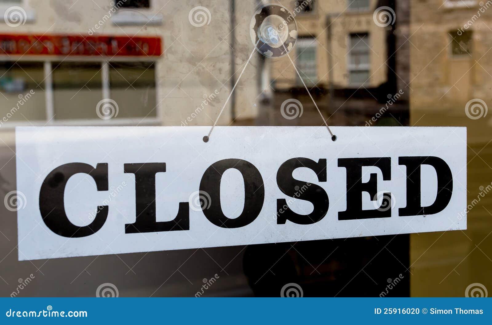 Departamento cerrado