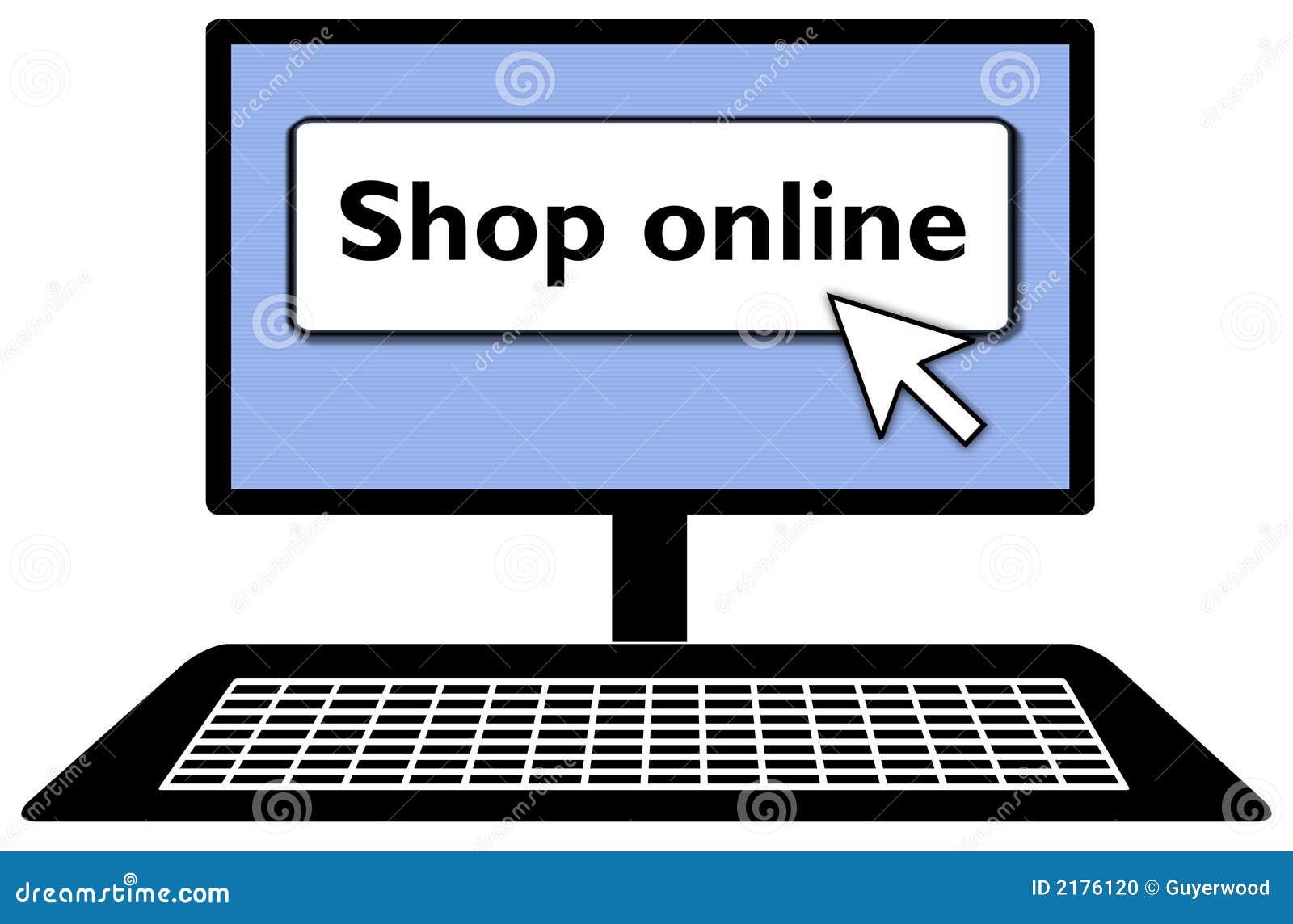 Departamento de ordenador en línea