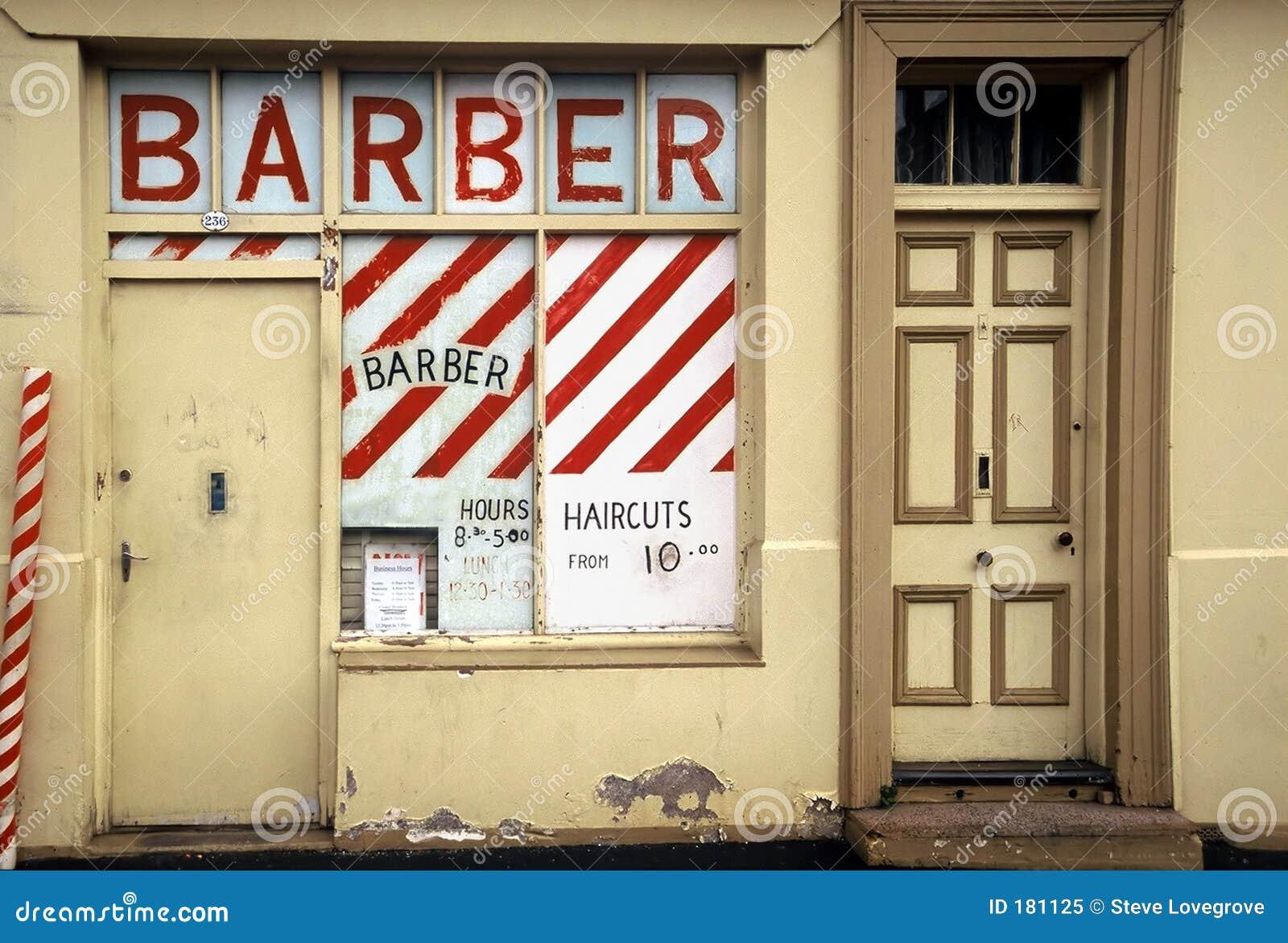 Departamento de peluquero