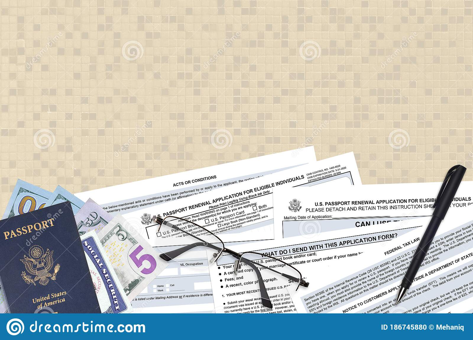 Fillable Online photos state AFFIDAVIT OF DAMAGE PASSPORT