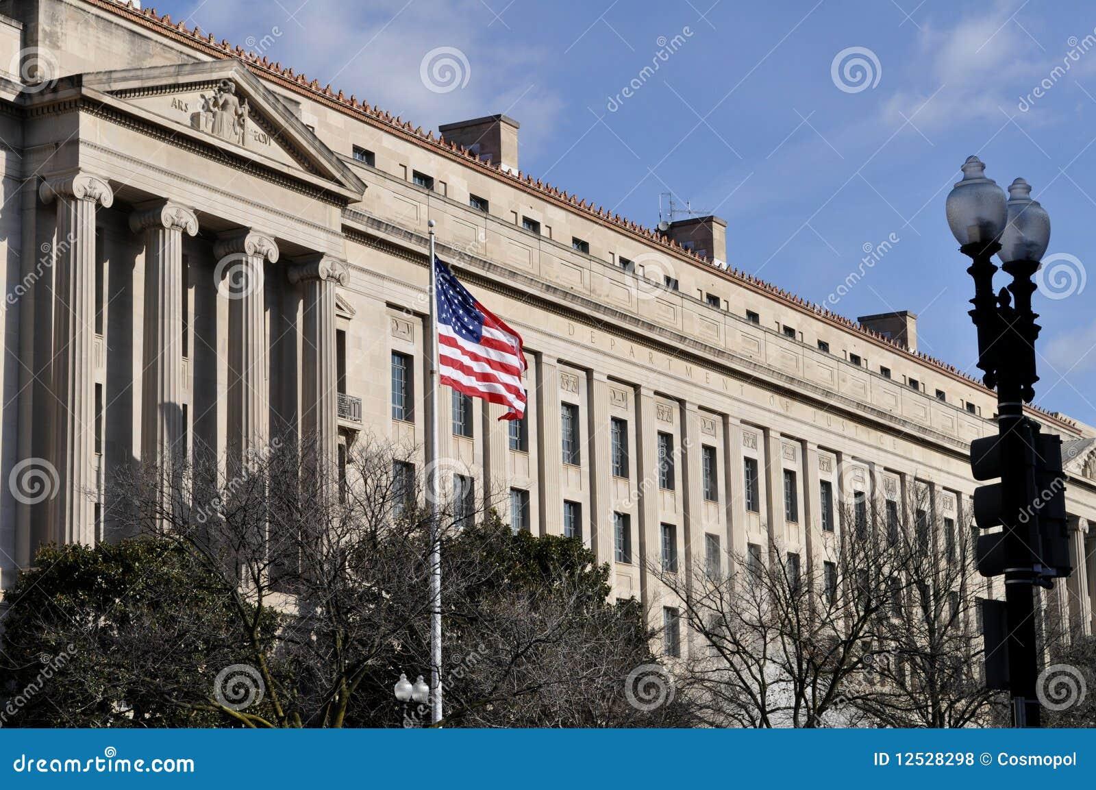 Depatment van de Rechtvaardigheid van Washington