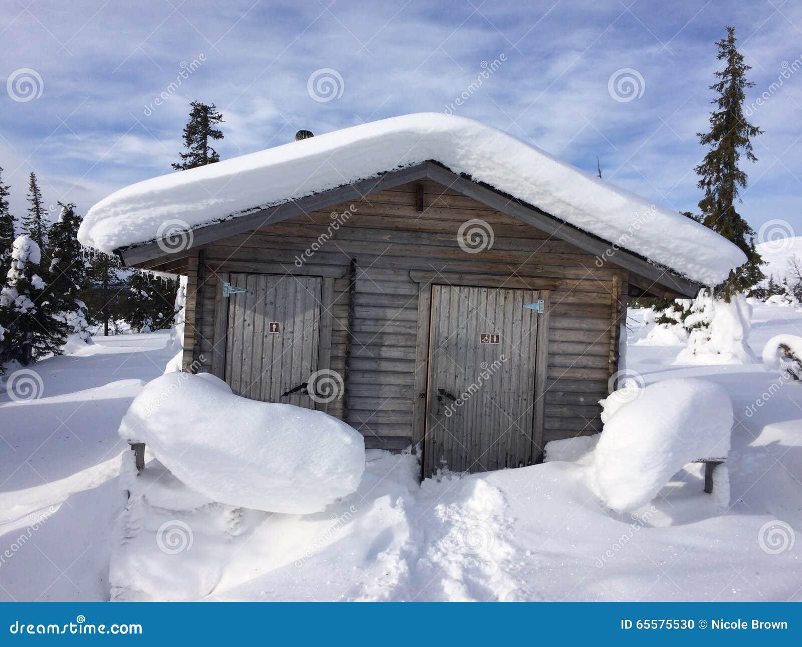 Dependência da neve do país