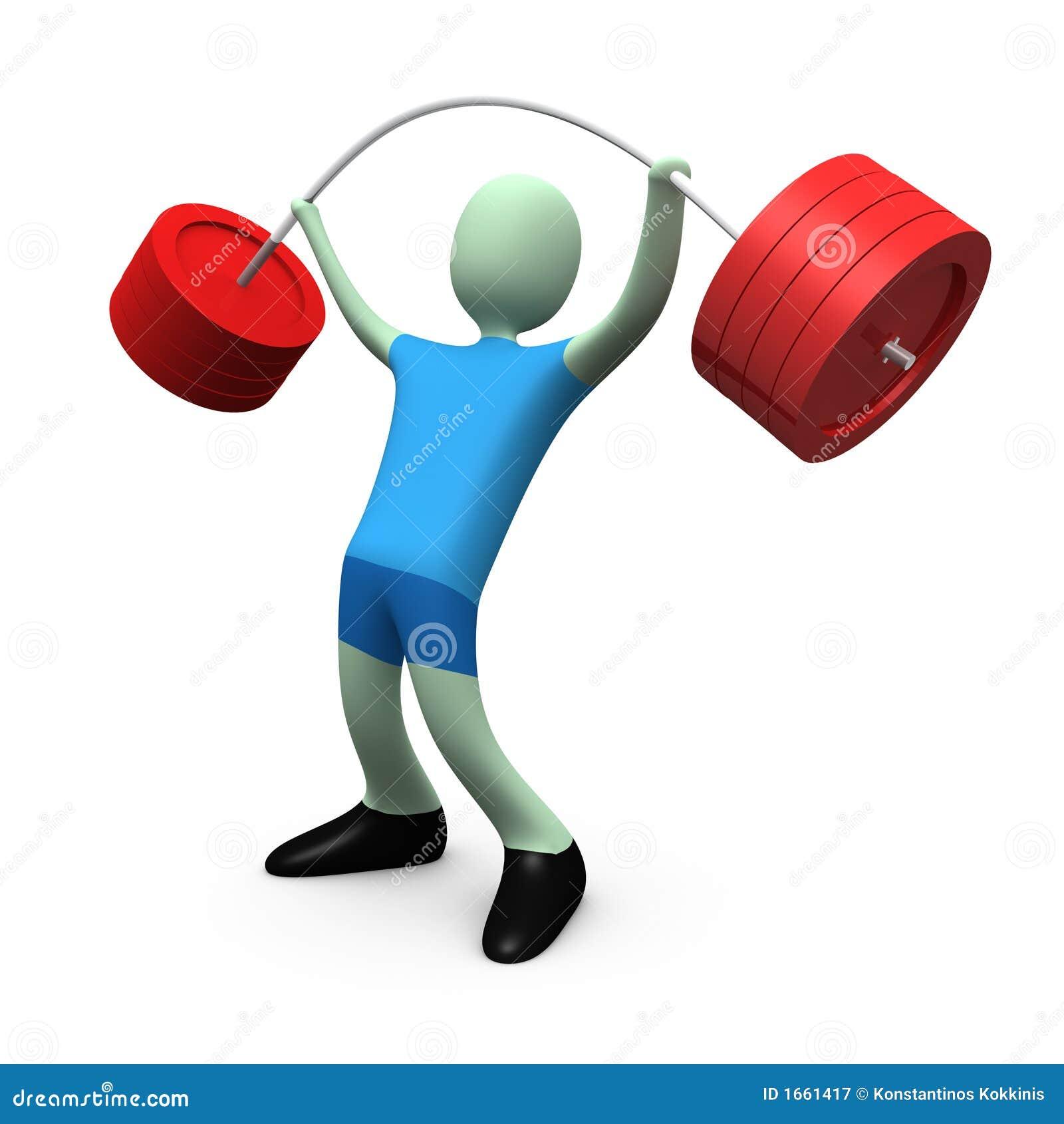 Deportes - levantamiento de pesas