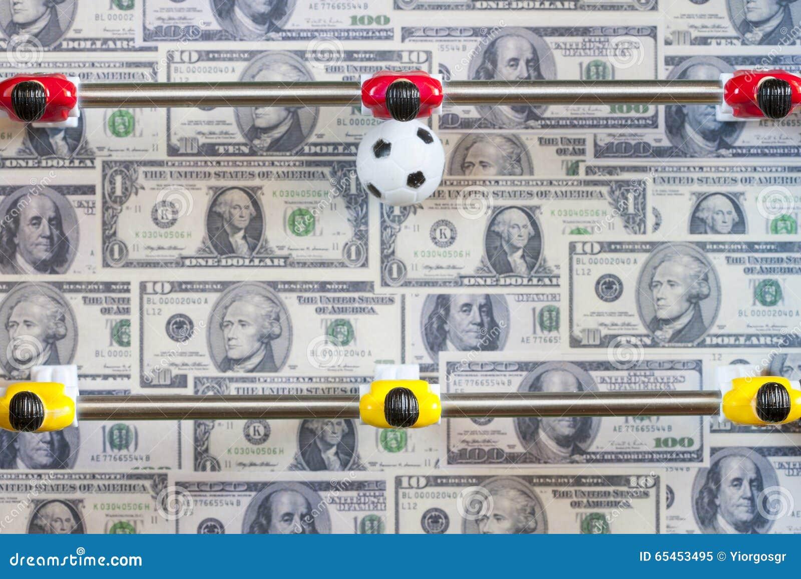 Deportes y dinero