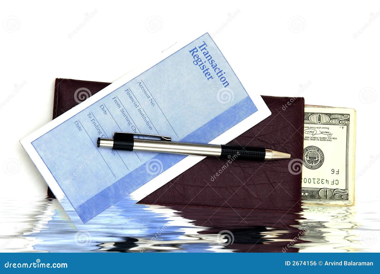 deposit cash stock photo image of order business cash 2674156