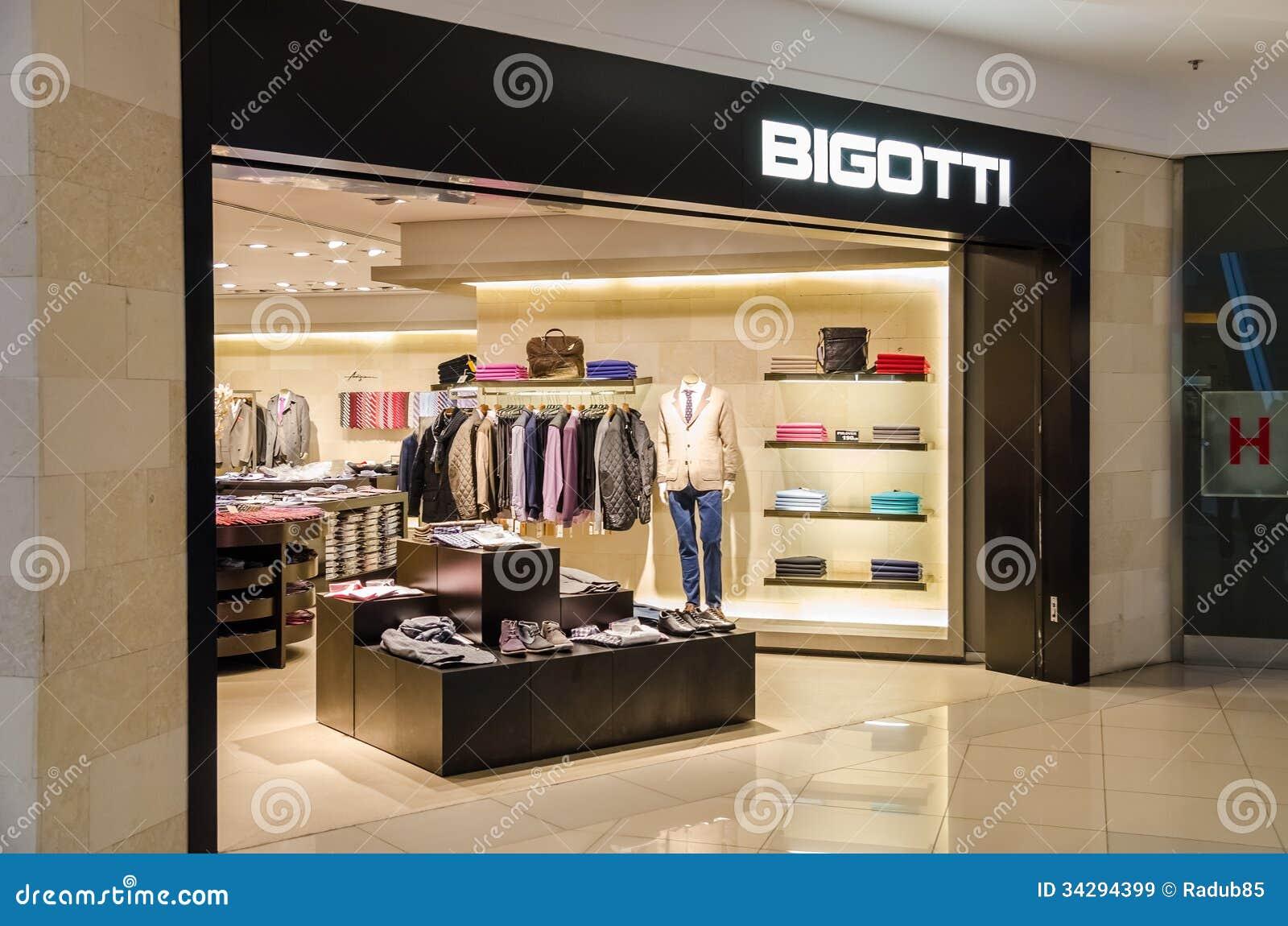Front Elevation Of Garment Showroom : Deposito di bigotti immagine stock editoriale