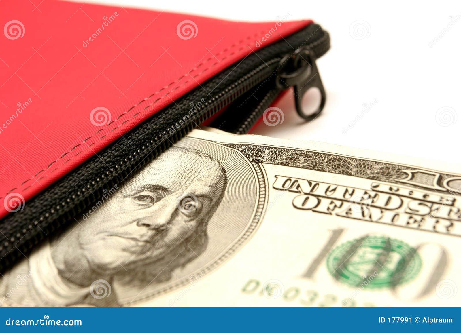 Deposito di contanti su bianco