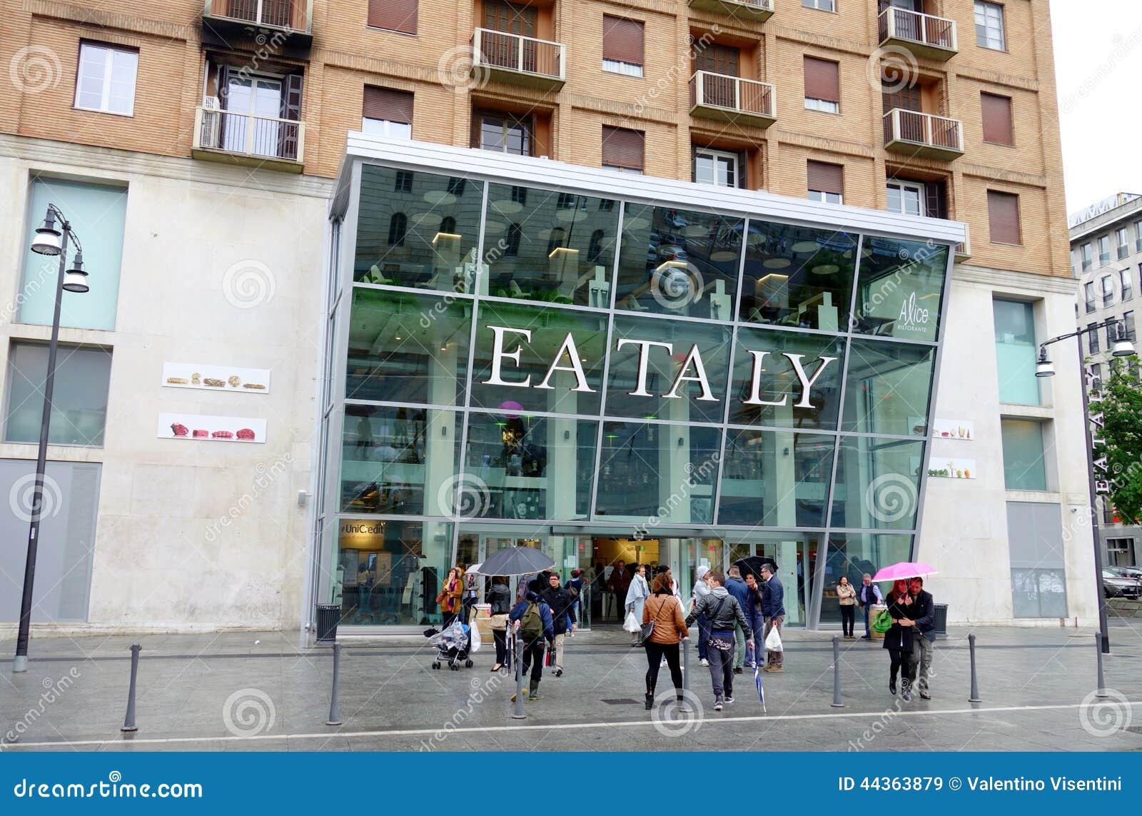 Deposito di Eataly