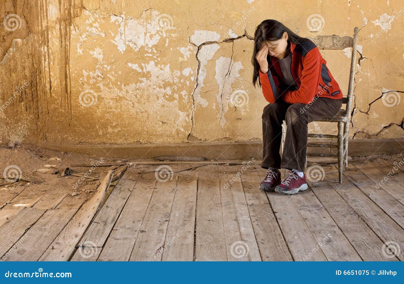 Depresión y dificultades