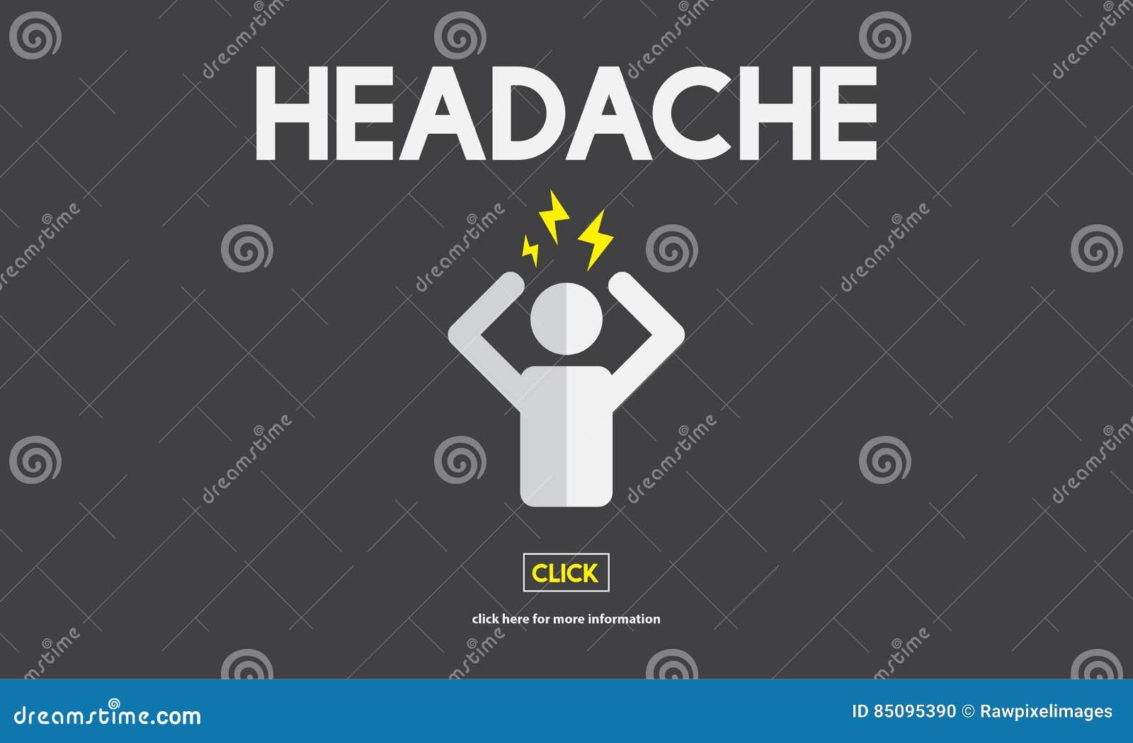 Depresji migreny stresu nieładu choroby pojęcie