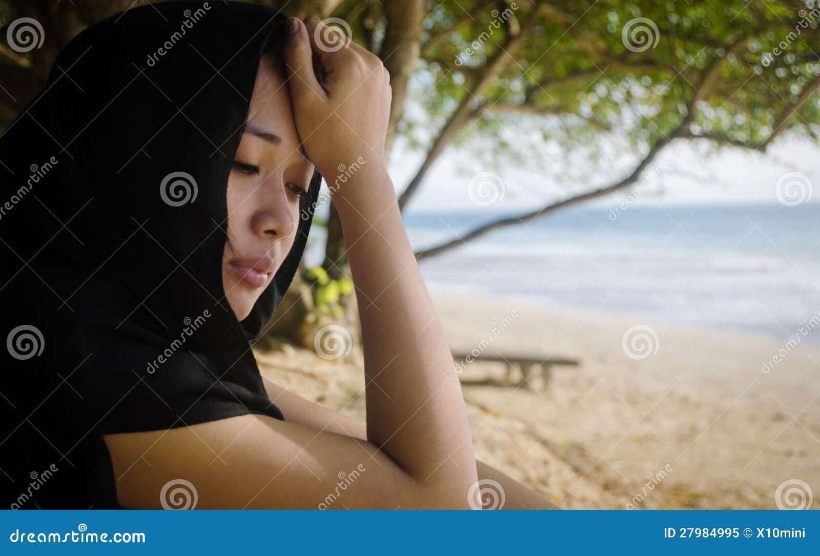 Depressed Asian 23