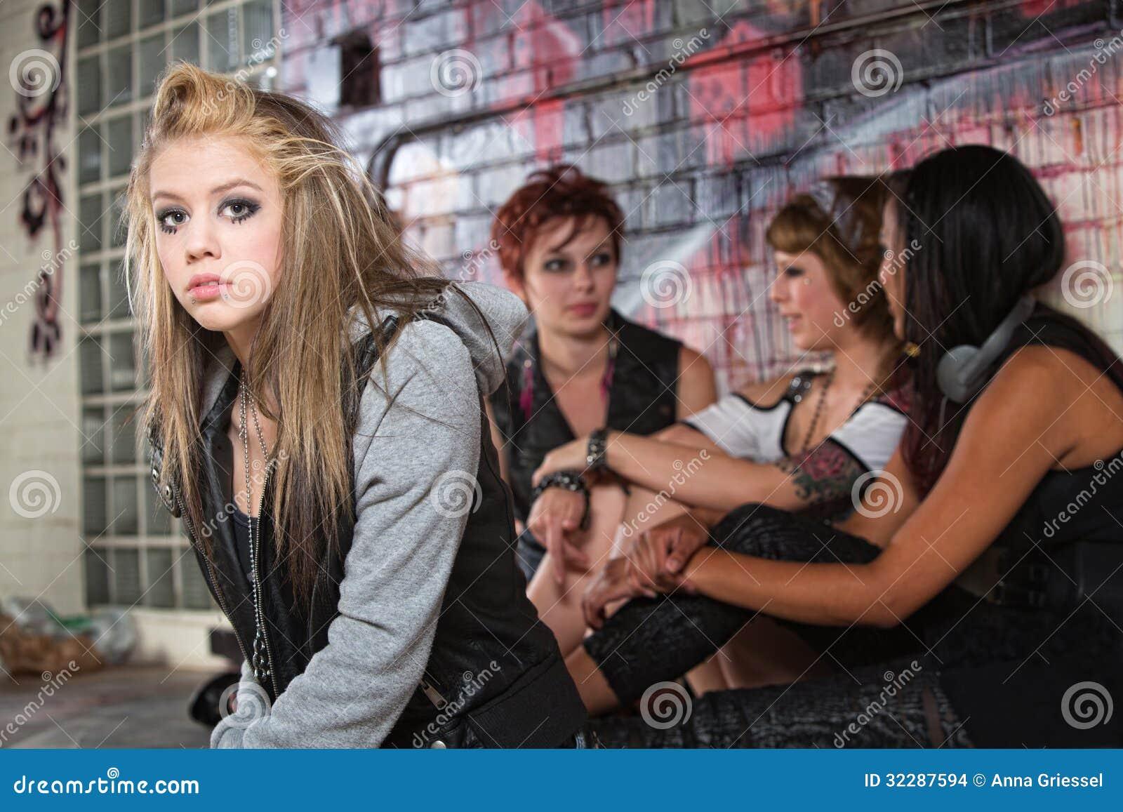 Teen With Low Self Esteem 41