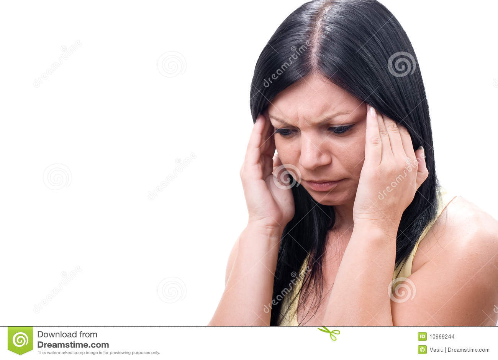 depressie hoofdpijn