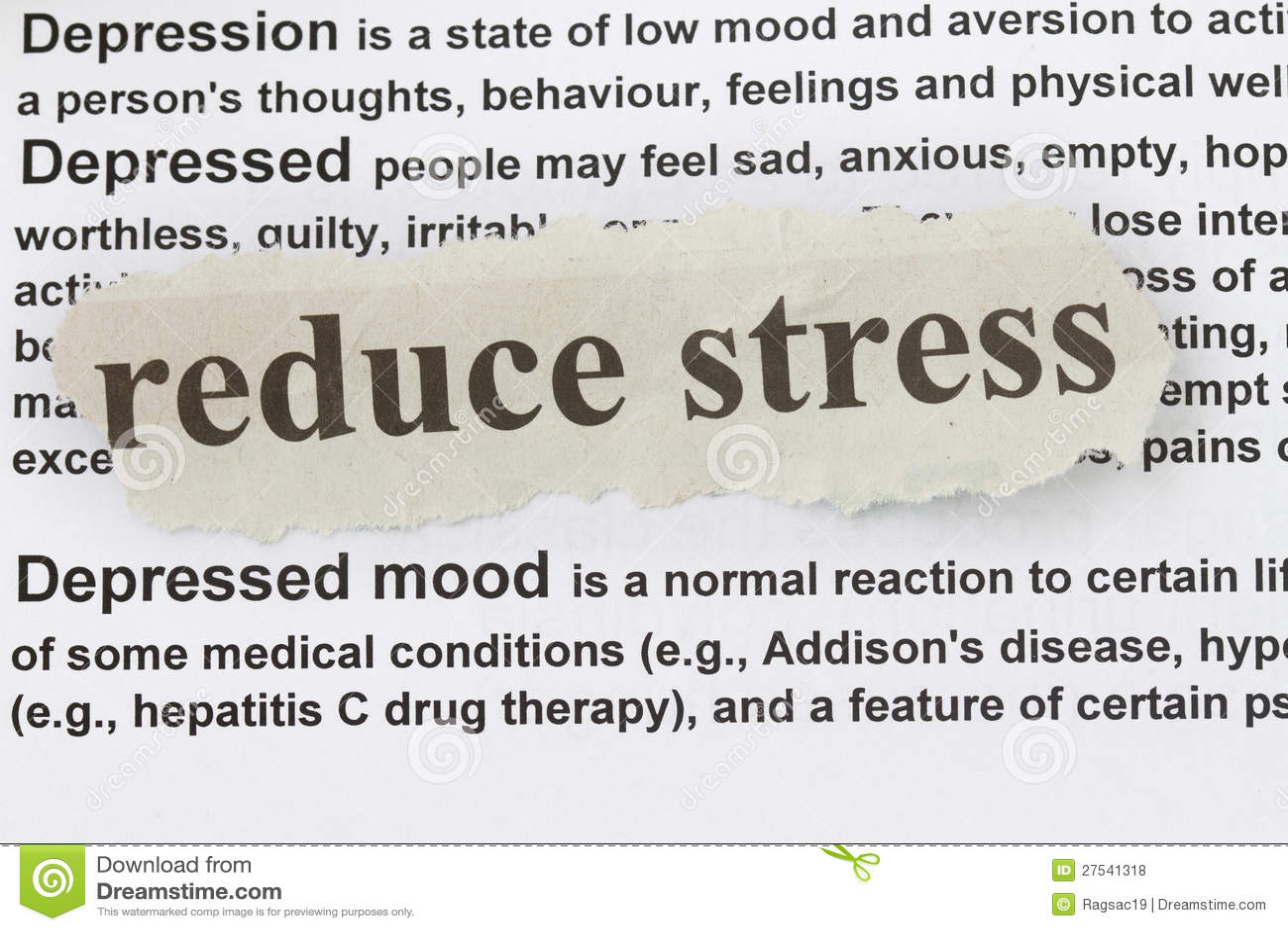 Depression symbol concept stock photo image of depression 27541318 royalty free stock photo buycottarizona