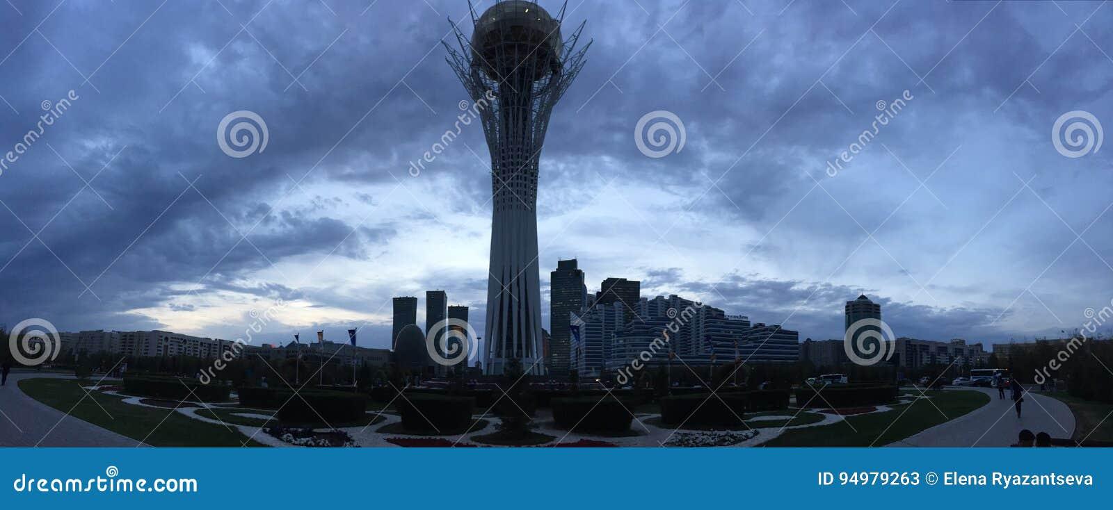 Der Baiterek-Turm