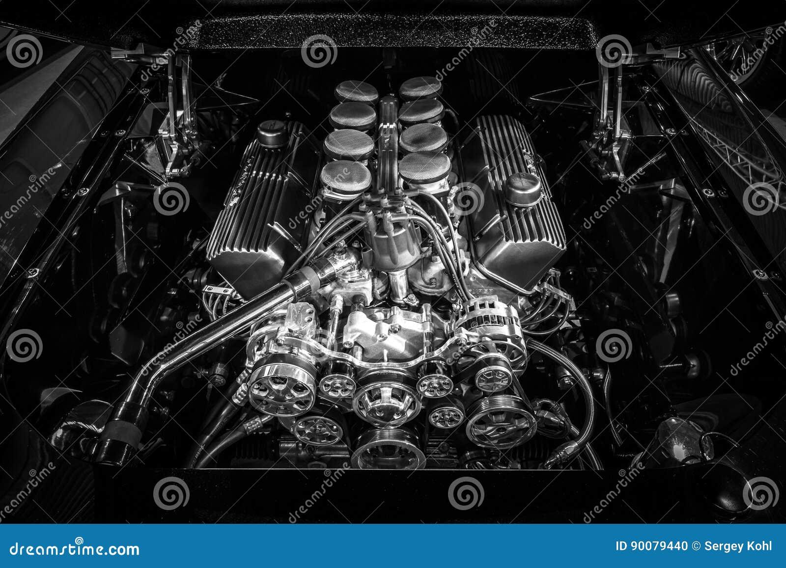 Der brennstoff spritzte großen block 460 die ford maschine 550 hp 7