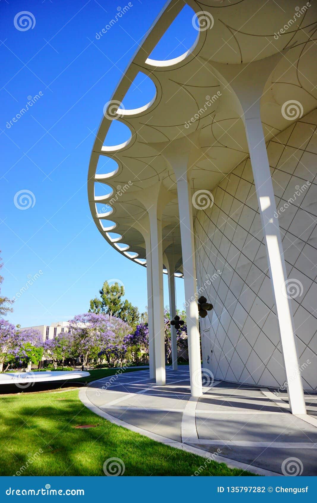 Der Campus von Caltech