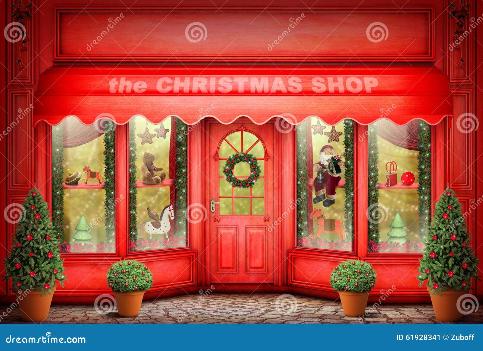Der Cristmas-Shop