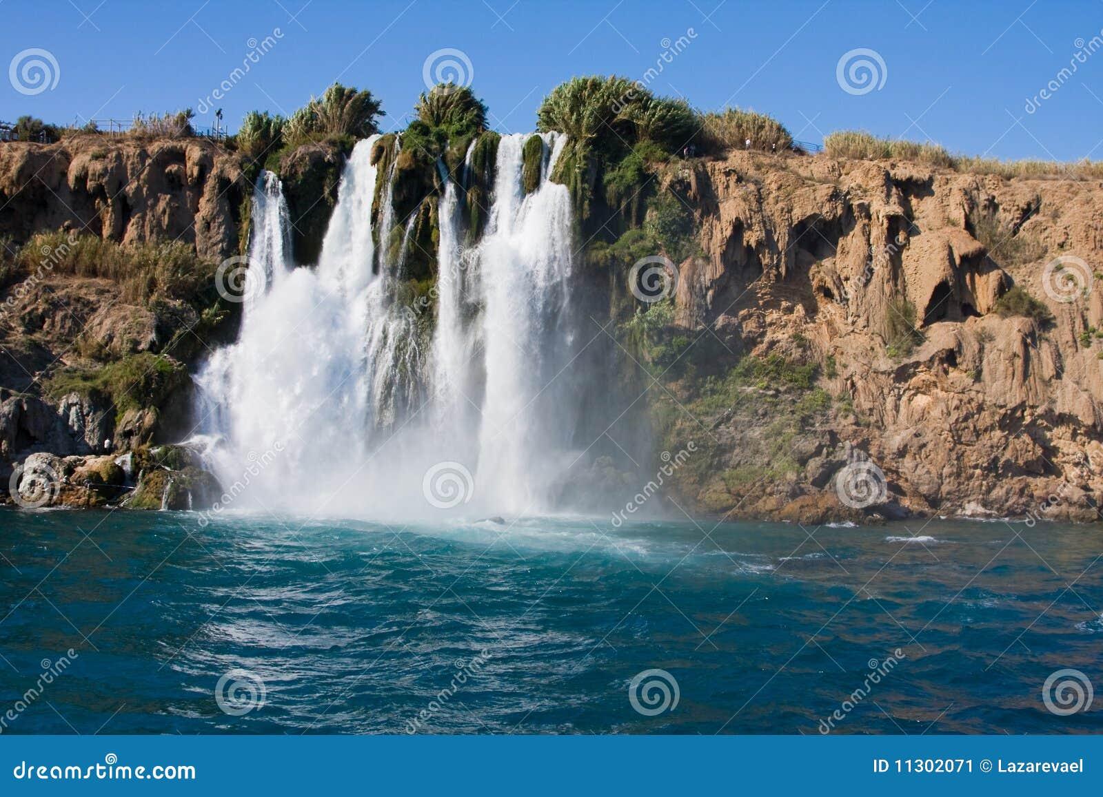Der Duden Wasserfall