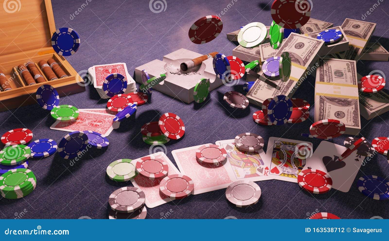 Casino Pokertisch
