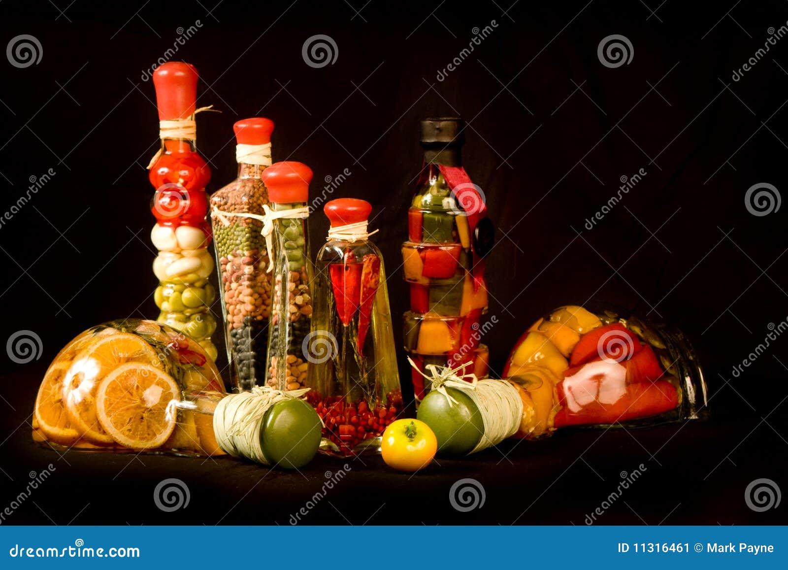 Der Feinschmecker, der Chef kocht, Peppers Gewürze und Gewürze