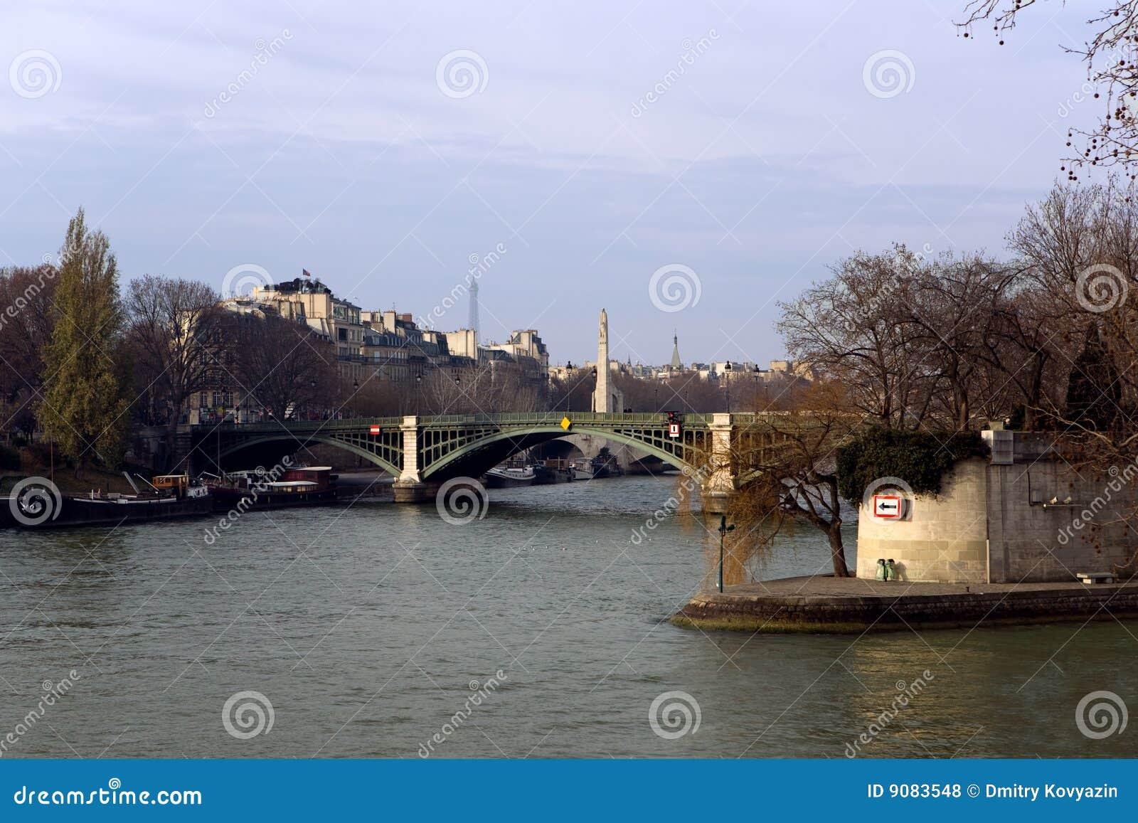 Der Fluss von Sena