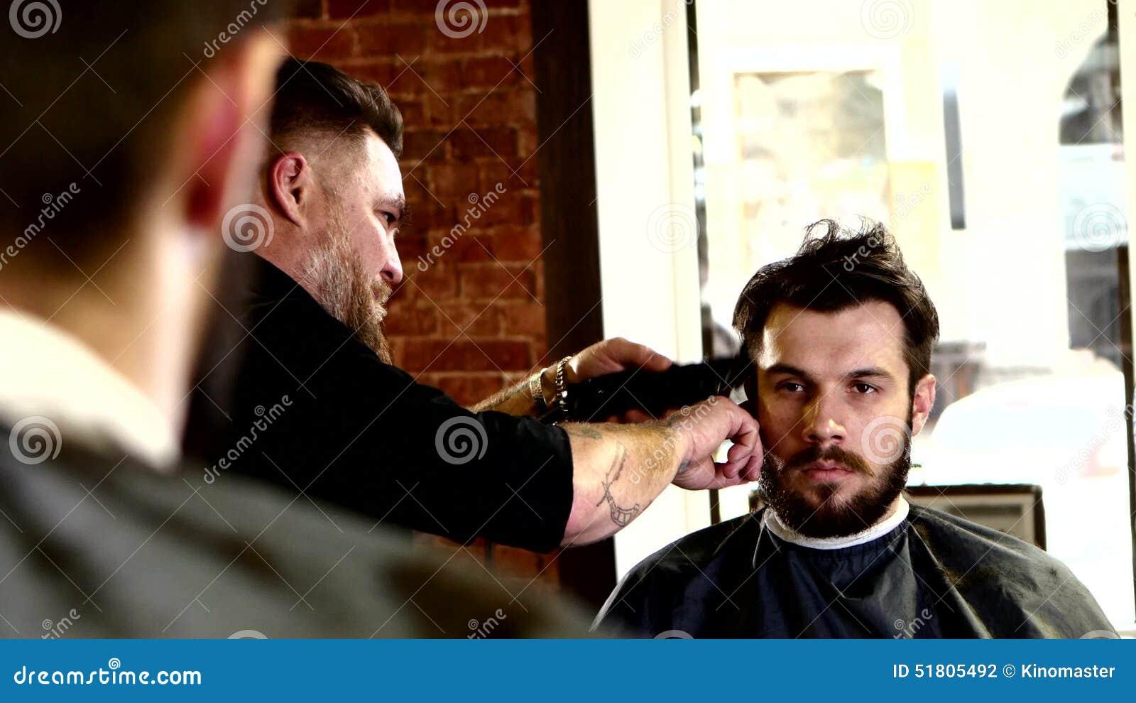 Der Friseur Der Wirklich Stilvollen Männer: Meister In Den ...