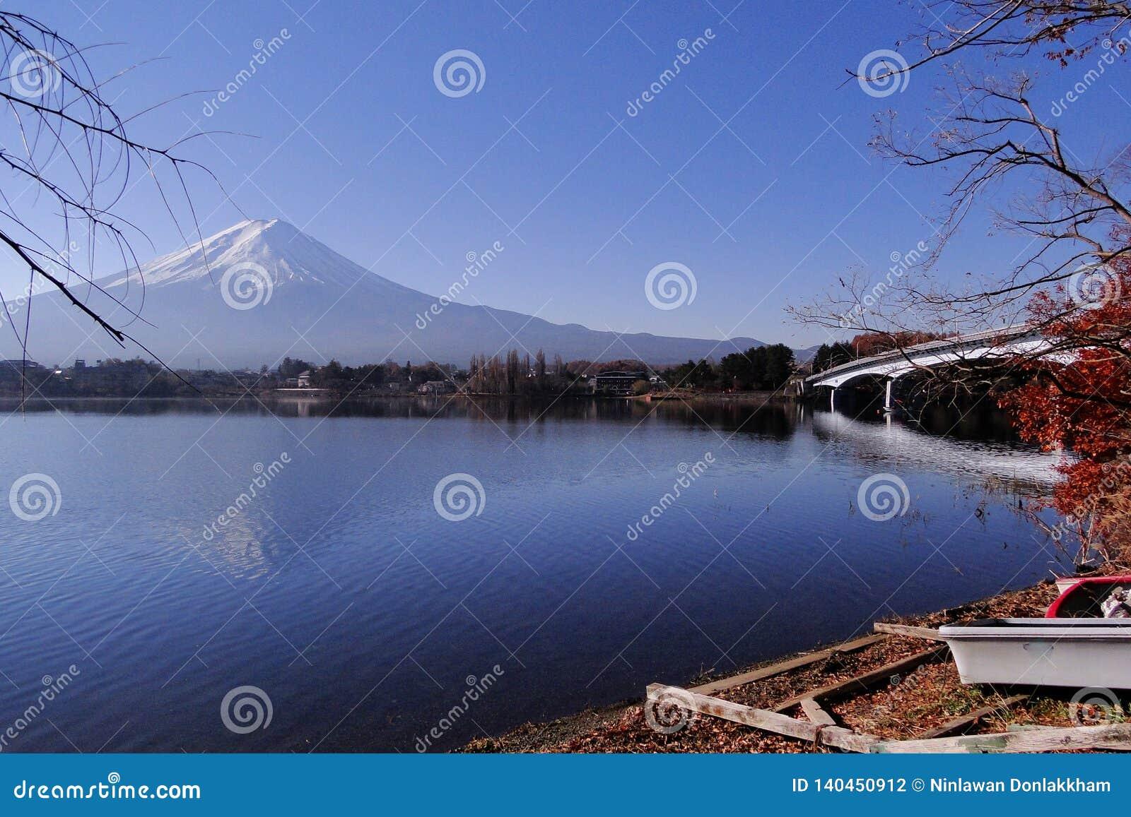 Der Fujisan - ein ikonenhaftes von Japan