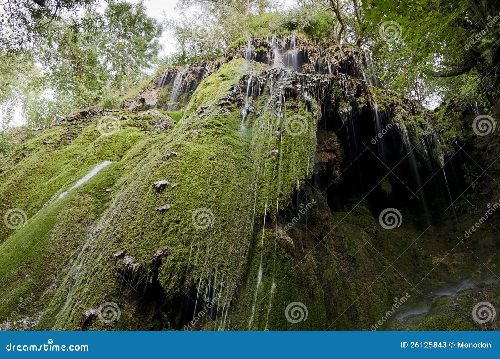 Der grüne Felsen