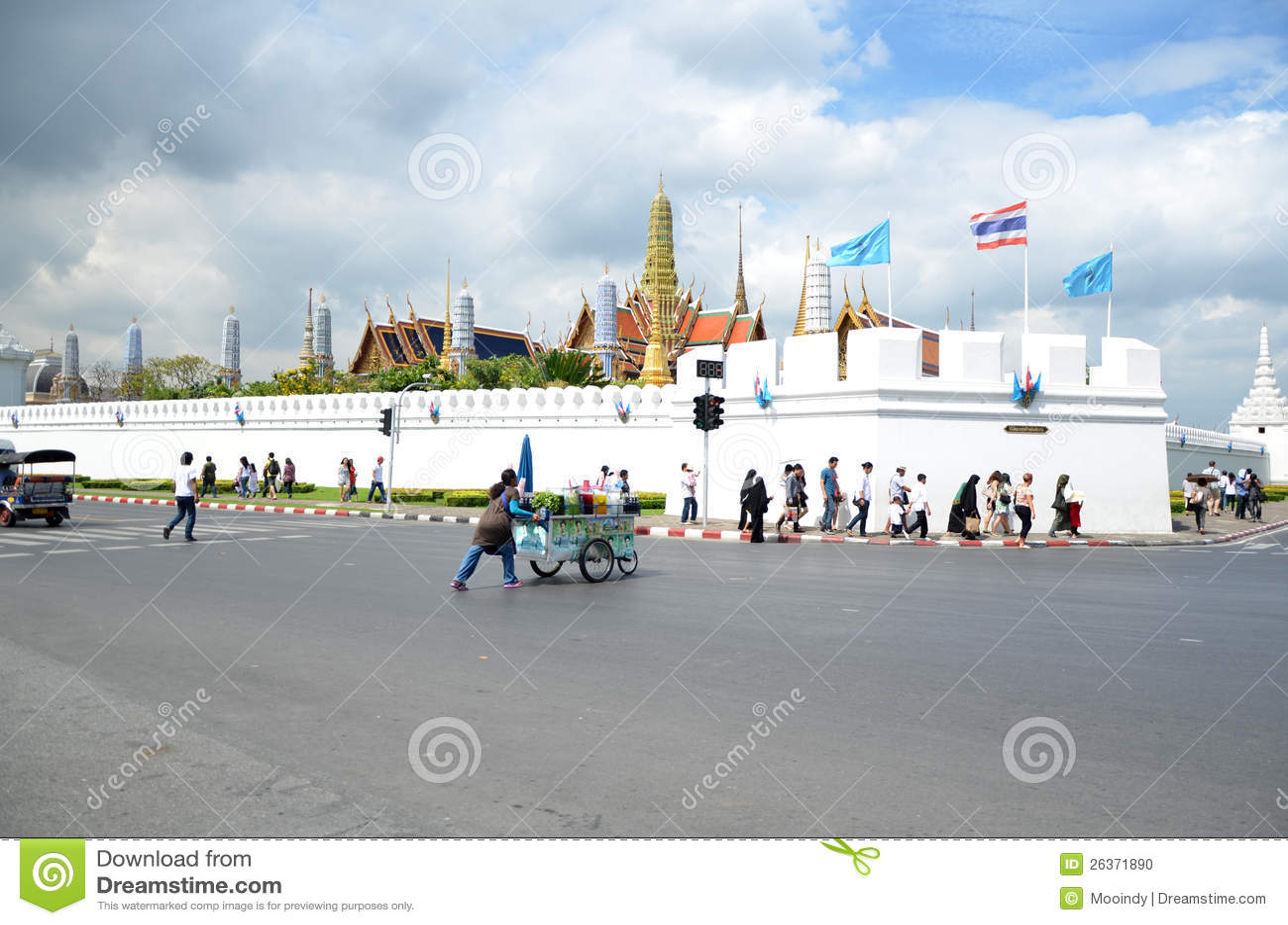 Der großartige Palast, Bangkok