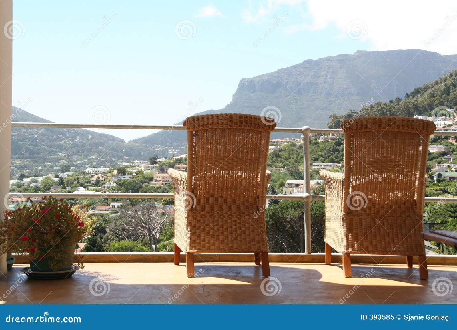 Der meiste schöne Ort von Südafrika
