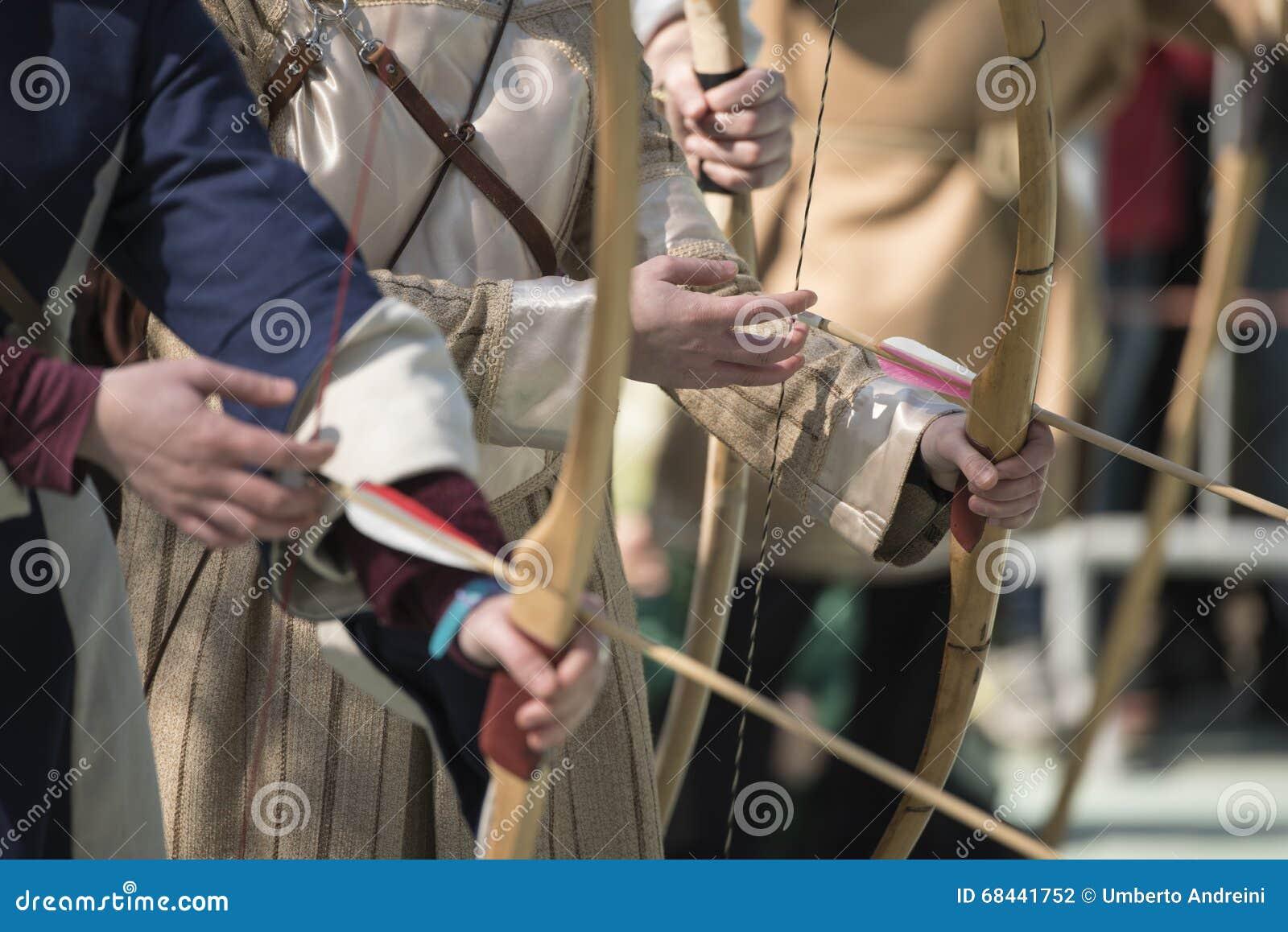 Der mittelalterliche Bogen