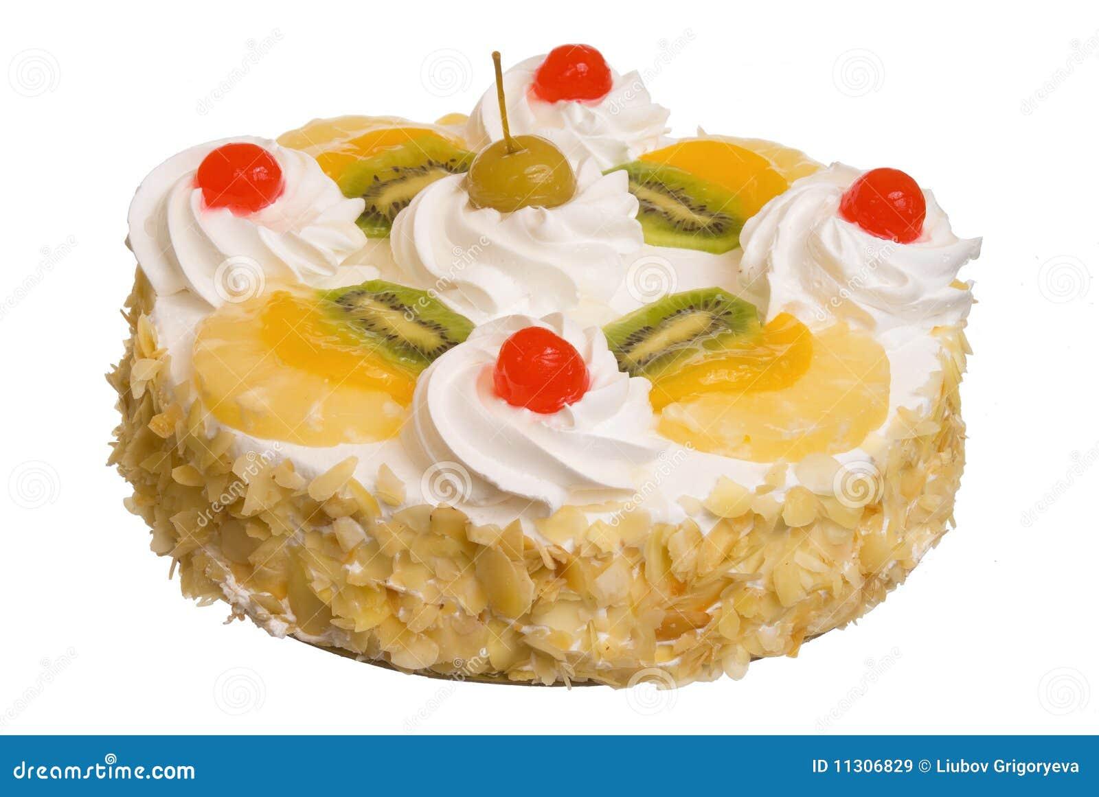 Der süße Kuchen