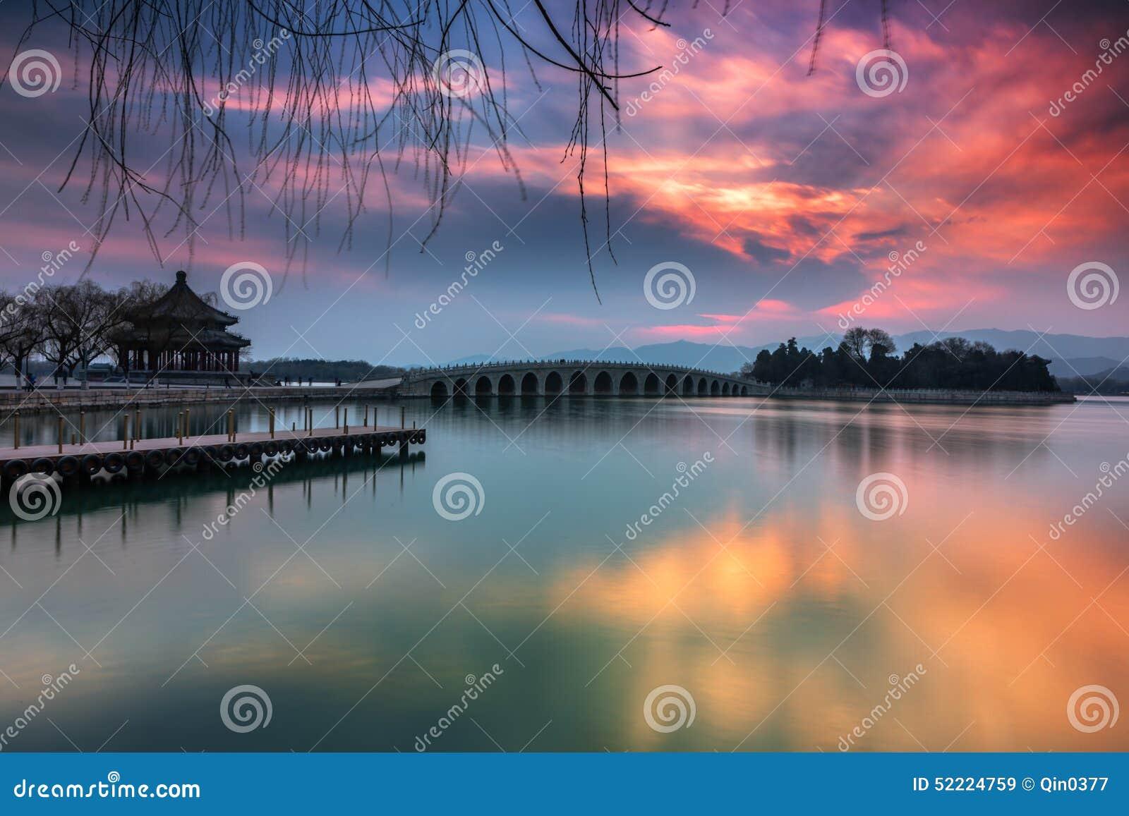 Der Sommer-Palast in Peking