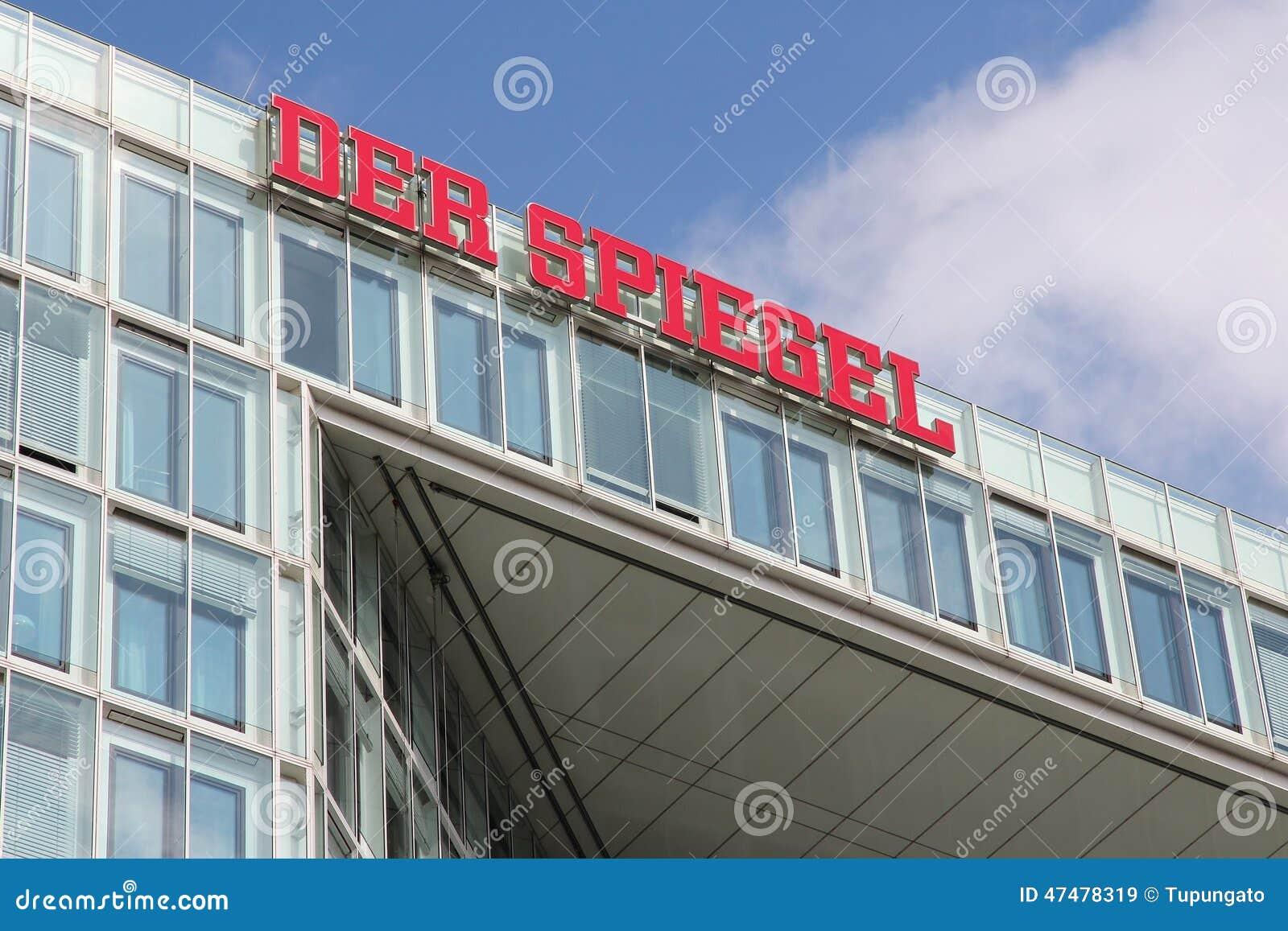 Der spiegel editorial stock image image 47478319 for Der spiegel hamburg