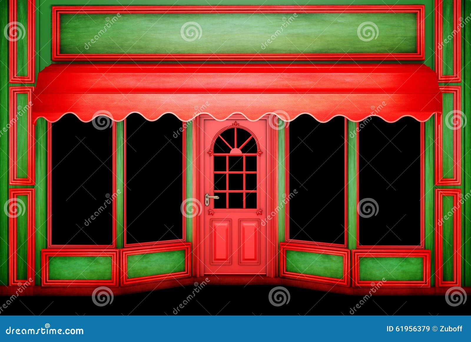 Der Weihnachtsshop