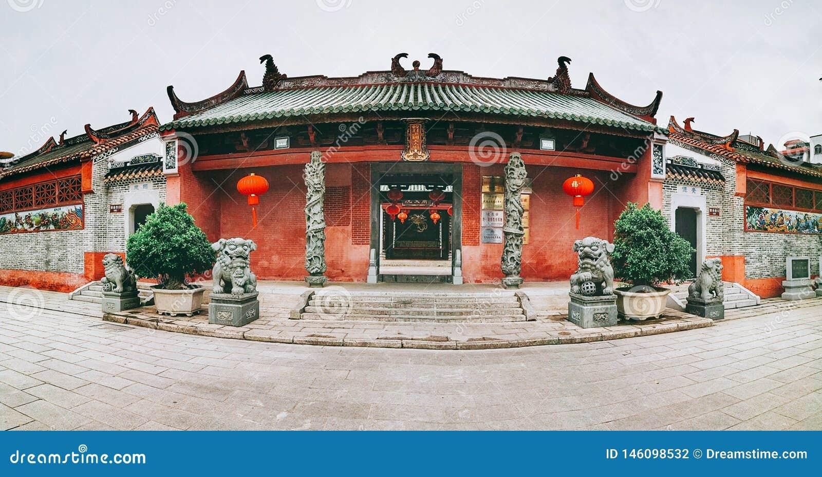 Der Xiantai-Tempel
