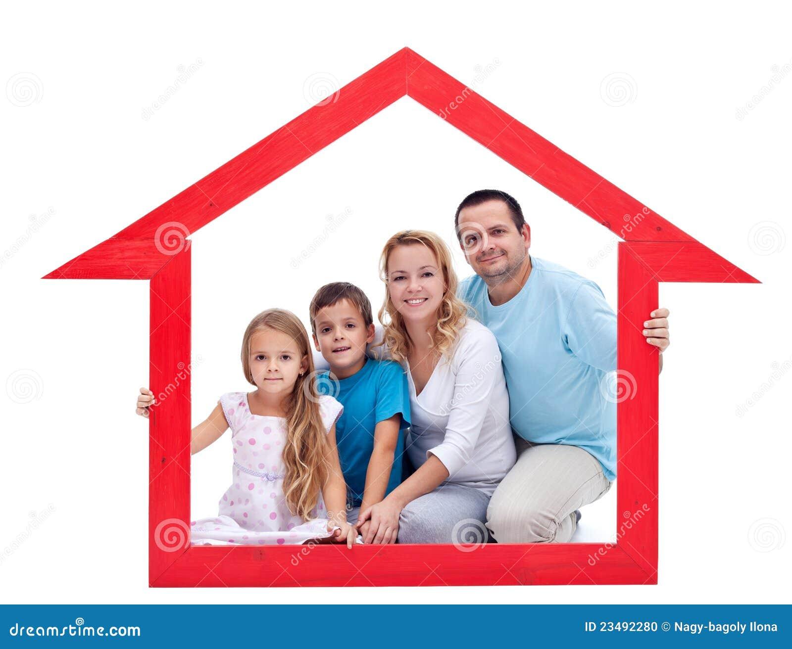 Deras familjutgångspunkt