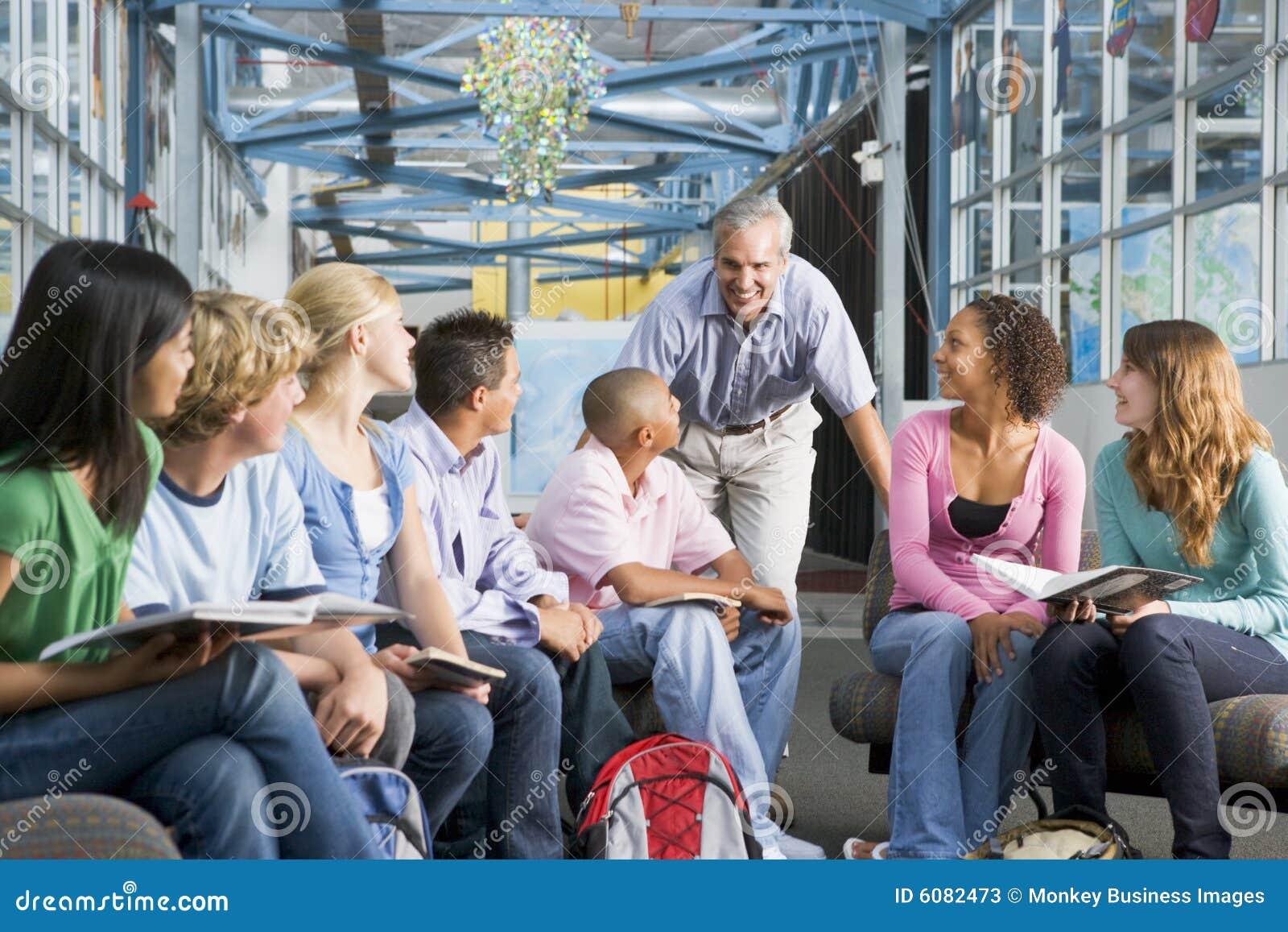 Deras lärare för barngruppskola